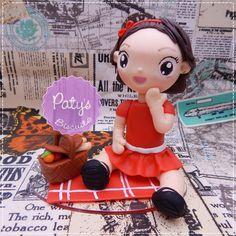 Miniatura personalizada Piquenique - Paty's Biscuit