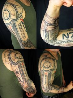 This is a pretty epic tattoo