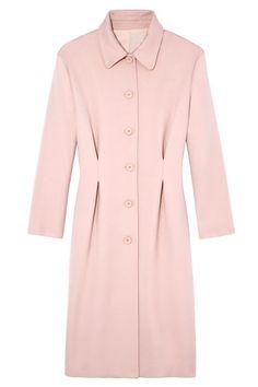 Lyn Devon pink coat
