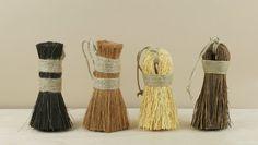 Finnish scrubbing whisks