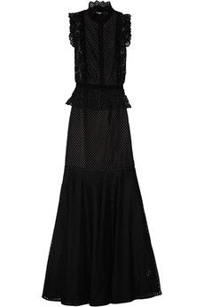 Erdem Roni lace and broderie anglaise gown, available here: http://rstyle.me/~44Im4