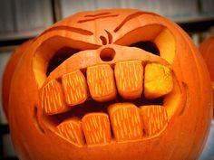 Love this pumpkin!