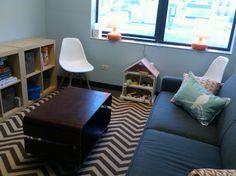 Kids' therapy office (www.daniellemarino.com)