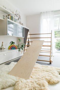 DIY Geschenk und Schlechtwetter Beschäftigung für Kinder – Pikler Dreieck ‹ fräulein flora FOTOGRAFIE