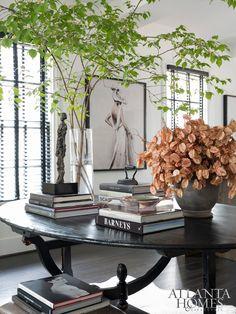 ATLANTA HOMES AND LIFESTYLES - design indulgence