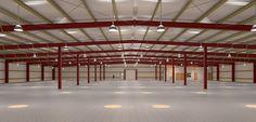 Aim Steel Buildings - High Quality Pre-engineered Steel Structures
