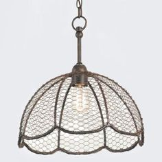 Beehive Basket Lamp in House+Home HOME DÉCOR Lighting at Terrain