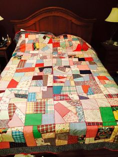 April 18 - Today's Featured Quilts - 24 Blocks