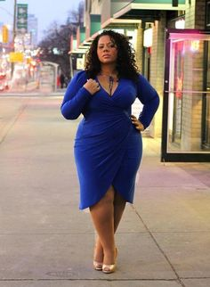 Regal in Royal Blue - WORK IT!
