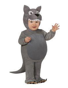Childrens peluche éléphant Costume Combinaison Livre Semaine Jour Fancy Dress Costume Med