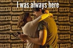 Girls Adam Driver love: I was always here