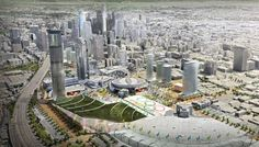 7 Very Big-Deal Plans in Los Angeles's New 2024 Olympics Bid - Take Olympic - Curbed LA