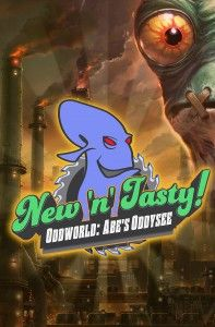 Oddworld: New 'n' Tasty! Game Review: Oddworld: Abe's Oddysee was one of the most memorable games of the 90s owing to its weirder-than-usual backdrop, novel gameplay and absolutely hellish difficulty.