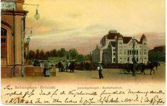 Rautatientori 1904.