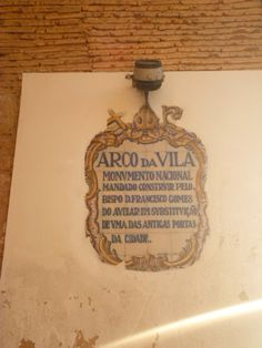 Arco da Vila Portugal