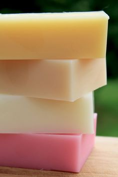 Check out these eight DIY soap recipes (this one is Goat Milk Soap!).