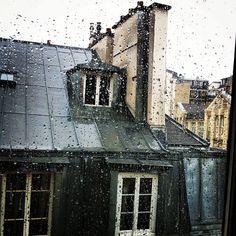 Pluie d'été..