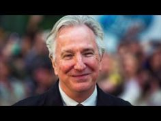 """Thursday, January 14, 2016 - News report and tribute ... Alan Rickman - I *still* can't believe he's gone. :-(   ...  ...   """"In Noctem"""" Severus Snape - YouTube"""