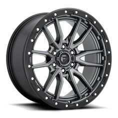 FUEL® - REBEL Anthracite Center with Black Lip. The wheel can be ordered in diameters. Choose your rim width, offset, bolt pattern and hub diameter from the option list. Off Road Wheels, Wheels And Tires, Car Wheels, Fuel Rims, Wheel And Tire Packages, Aftermarket Wheels, Black Lips, Matte Black, Ford Super Duty