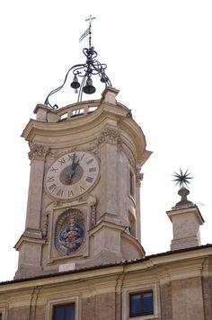 Oratorio San Filippo Neri - torre dell'orologio