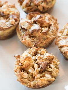 Get this all-star, easy-to-follow White Chocolate-Croissant Bread Pudding recipe from Ayesha Curry