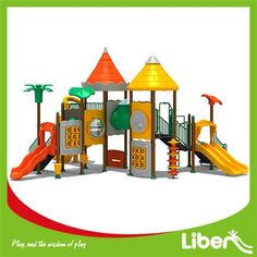Children Commercial Outdoor Playground Manufacturer - china Outdoor playground equipment manufacturer - Liben Group Wenzhou Toy Co.,Ltd