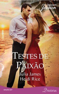 QUADRO INFIEL – JULIA JAMES Athan Teodarkis crê que Marisa Milburne quer destruir o casamento da irmã dele e decide seduzi-la, para depois dispensá-la. Mas ele está prestes a perceber seu erro e a ser surpreendido pela inocência dela.  À PROVA DE FOGO – HEIDI RICE Zane Montoya está no meio de uma investigação quando Iona MacCabe entra em seu caminho. Agora, eles não conseguirão ficar longe um do outro…