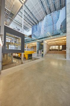 Project Of The Week University Manitoba Active Living Centre Winnipeg Canada