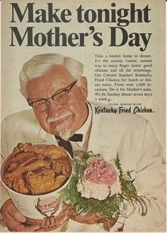 Make Tonight Mothers Day, Kentucky Fried Chicken