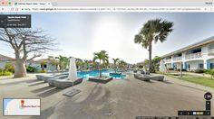 Virtually walk around in Djembe Beach Hotel #hotel #gambia #streetviewtrusted