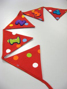 Number Bunting for Teachers, Children and Classrooms