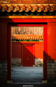 Gates in Beijing Forbidden City Ancient Chinese Architecture, Chinese Buildings, China Architecture, Chinese Style, Chinese Art, Chinese Element, Great Wall Of China, Asian Decor, Chinese Culture