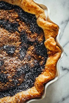 shoofly pie | crepes