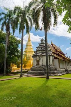 Wat Phra Sing, Chian