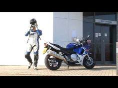 Chris Moss' Suzuki GSX650F Road Test