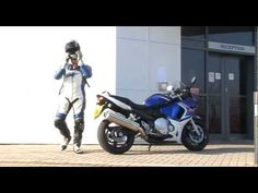Chris Moss' Suzuki GSX650F Road Test