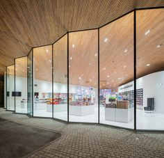 Gallery of Fazer Visitor Center & Meeting Center / K2S Architects - 13