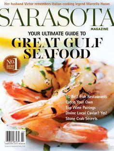 Sarasota Magazine February 2014