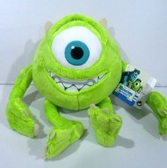 """Monsters Inc. Mike Wazowski Plush Toy 25cm/9.84"""" gift for children gift $18.5"""