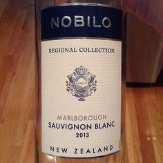 Nobilo Regional Collection Sauvignon Blanc (Marlborough, New Zealand)
