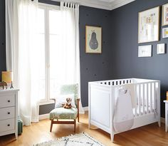 French newborn and nursery designs by Jacadi Paris
