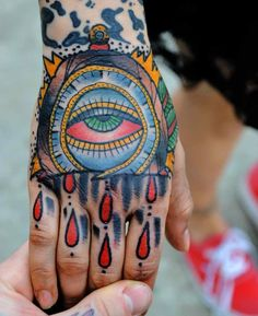 2017 trend Body - Tattoo's - Illusion: Aivaras Lee's tattoos have a lot of old-school theme elements like f...