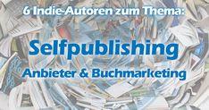 Neuer Artikel auf IAB: 6 Indie-Autoren teilen ihre Erfahrungen zu den Themen Buchveröffentlichung, Anbieterauswahl und Buchmarketing.