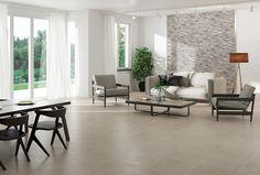 ACTIV Collection - COLORKER #livingroom #tiles #porcelain #cementeffect #decor #interiors #colorker