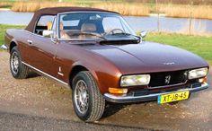 Peugeot 504 2.0 Cabrio Inj. 1978