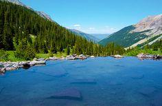 Conundrum Hot Springs, Colorado