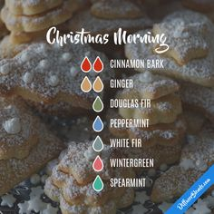 Christmas Morning - Essential Oil Diffuser Blend