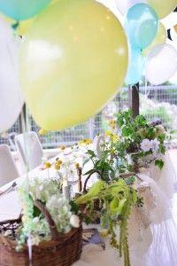 Wedding Decoration<天久テラス>