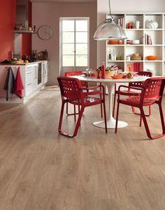 Forbo novilon #vloer voor de #keuken. #kitchen