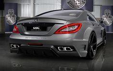 Mercedes-Benz CLS 63 AMG Stealth